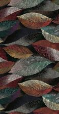 Stunning Cotton Fabric Kona Bay Rain Forest Leaves RFOR-01 Multi BTY