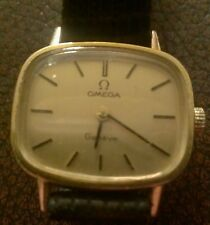 Vintage ladies OMEGA  GENEVE mechanical watch. Not Running