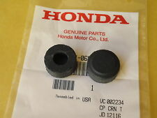 GENUINE HONDA CL90 S90 SUPER 90 FUEL GAS TANK RUBBERS CUSHIONS (FRONT) OEM PARTS