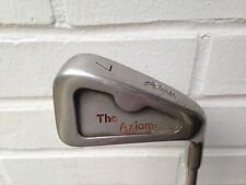 The Axiom by Palmer 7 iron with factory axiom stiff steel shaft Free Shipping