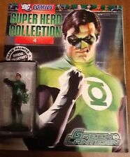 Dc Figurine Collection ISSUE 4 Green lantern ( Hal Jordan)