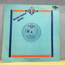 """VOYAGE Let's Fly Away 1978 UK 12"""" vinyl single EXCELLENT CONDITION"""