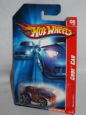 Hot Wheels 2007 Code Car Series #090 Rocket Box Purple w/ PR5s