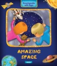 Amazing Space Encyclopedia with Flaps