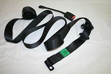UNIVERSAL 3 POINT RETRACTABLE AUTO CAR SEAT BELT LAP SHOULDER ADJUSTABLE U.S.!