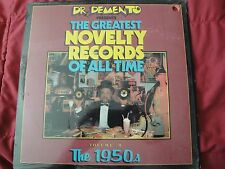Dr. Demento Presents the Greatest Novelty Records Of All Time Volume II 1950's