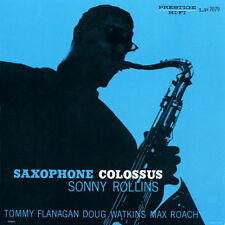 Sonny Rollins - Saxophone Colossus LP REISSUE NEW OJC w/ Tommy Flanagan