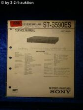 Sony Service Manual ST S590ES Tuner (#0656)