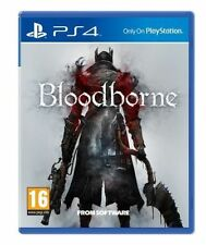 BLOODBORNE BLOOD BORNE PS4 PLAYSTATION 4 brand new sealed piece INDIAN STOCK