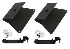 2 - Complete Stand Adapter Mount Kit For Aviom A-16II MT-1 Personal Monitor