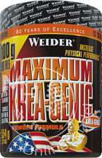 Weider Maximum KREA-GENIC (58,29€/Kg) 554g Dose Pulver Pre-Workout WeiderPartner