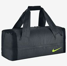 Nike Unisex Ultimatum Training Duffel Bag Color Black/Cool Grey/Volt New