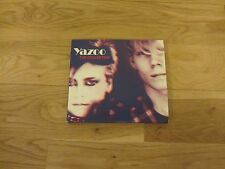 YAZOO THE COLLECTION CD 2CD DOUBLE ALISON MOYET VINCE CLARKE SLIP CASE COVER VGC