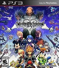 Playstation 3 Kingdom Hearts HD 2.5 II.5 ReMIX Game BRAND NEW SEALED BLACK LABEL