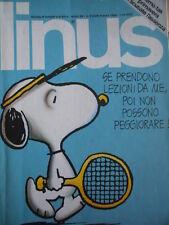 LINUS N°3 1984 - Peanuts di Charles M. Schultz    [G337]