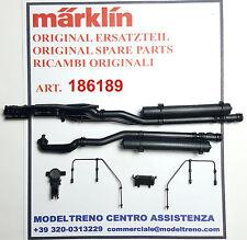 MARKLIN 186189 AGGIUNTIVI MANTELLO - ZUBEHÖR-SET STECKTEILE VORBAU  BIG BOY