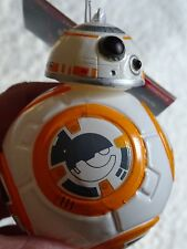 Star Wars The Force Awakens BB-8 Hallmark Blown Glass Ornament EP VII