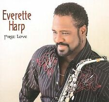 Everette Harp - First Love   CD  Digipak  Very Good  DB