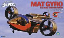 Ultraman : Mat Gyro : Monster Attack Team 1/72 ( Wave Corporation )