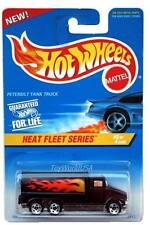 1997 Hot Wheels #539 Heat Fleet #3 Peterbilt Tank Truck 5 spoke wheels