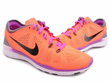 NIKE Free TR 5 WOMEN's Running Shoes Orange Size 7,5/ 8 SKU 704674-801