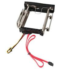 """3.5"""" SATA Hard Drive Disk HDD Caddy Bay Connector with 4 Screws"""