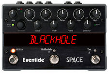 Eventide Space Reverb Stompbox Guitar Effect Pedal