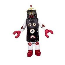 Robot Female Hilarious Costume Full Outfit Adult One Size