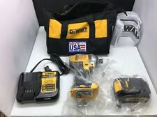 Dewalt 20v Impact Driver DCF885 Brand New With Battery And Charger Plus Bag