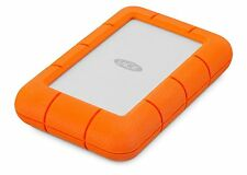 LaCie Rugged Mini USB 3.0 / USB 2.0 4TB External Hard Drive