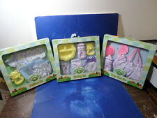 Cabbage patch kids bedtime,feeding and baby care complete set sealed in packages
