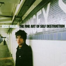 JESSE MALIN - THE FINE ART OF SELF DESTRUCTION (REISSUE)  CD NEU