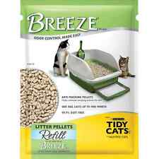 Purina Tidy Cats Breeze for Litter Box System Cat Pellet Refill Odor-Controlling