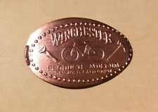 Winchester Products Museum San Jose California - Elongated Coin