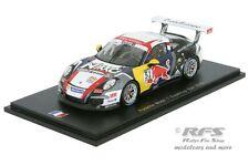 Porsche 911 GT3 - Sebastien Loeb - Porsche Supercup 2015 - 1:43 Spark SF 097