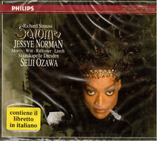 Strauss: Salome / Ozawa, Norman, Dresden Staatskapelle - CD