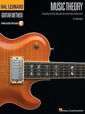Music Theory for Guitarists : Everything You Ever Wanted to Know but Were...