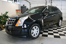 2010 Cadillac SRX Luxury Sport Utility 4-Door