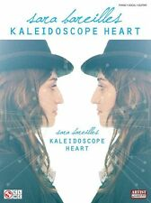 Sara Bareilles Kaleidoscope Heart Learn to Play Pop PIANO Guitar PVG Music Book