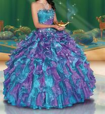 Sweet 16 Quinceanera Dresses Multi-Color Formal Ball Gown Prom Pageant Dresses