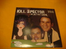 cardsleeve single CD KILL SPECTOR Play my Game PROMO 1TR 2006