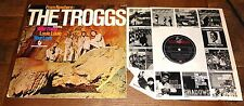 THE TROGGS ~ FROM NOWHERE ~ GERMANY GERMAN HANSA MONO VINYL LP 1966