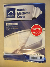 "DOUBLE MATTRESS COVER WATER PROOF SIZE ( APPROX ) WIDTH 60""X 152 CM LENGTH"
