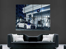 NISSAN GTR SPORTS CAR POSTER WALL ART IMAGE PRINT LARGE GIANT