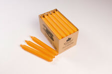 5 25 Or 50 Table Candles 7hr Burn Tapered Non Drip Various Colours Great Value!