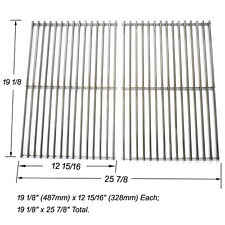 Broil King BBQ Gas Grill Replacement Stainless Cooking Grate Grid SCX6S2 2pk