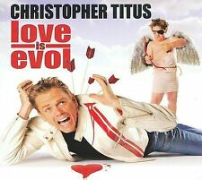 TITUS, CHRISTOPHER-LOVE IS EVOL CD NEW