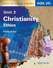 AQA (A) GCSE Religious Studies: Textbook Unit 2: Christianity - Ethics, Butler,