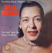 "BILLIE HOLIDAY The Real ""Lady Day"" Sings The Blues CONTINENTAL Sealed Vinyl LP"
