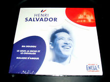 Henri Salvador - Encore 2004 CD UK Import French Jazz NEW SEALED Mint M-